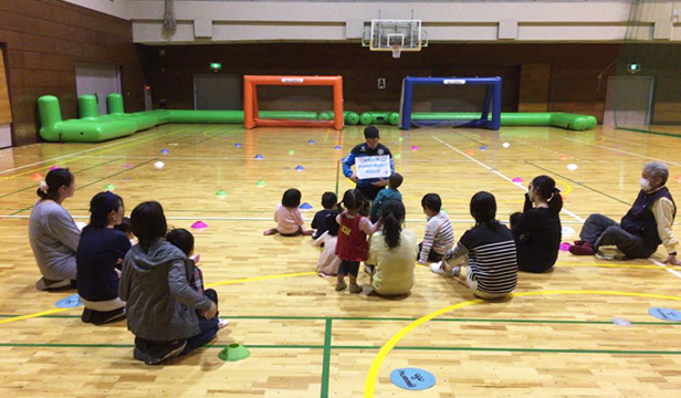 onsite soccer class